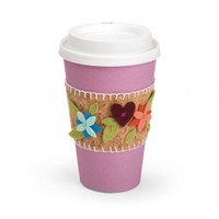 Sizzix Bigz Die by Katelyn Lizardi - Sleeve, Coffee Cup