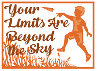 Simply Defined April 2018 Release Dies Set - Boys To Men Collection, Your Limits Are Beyond The Sky