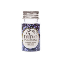 Tonic Studios - Nuvo Pure Sheen Sequins - Perwinkle Blue