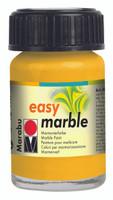 Marabu Easy Marble 021 15mL - Medium Yellow