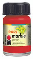 Marabu Easy Marble 031 15mL - Cherry Red