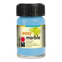 Marabu Easy Marble 090 15mL - Light Blue