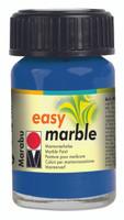 Marabu Easy Marble 095 15mL - Azure Blue