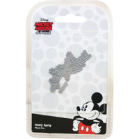 Character World Disney, Vintage Mickey Die Set - Holly Flourish