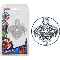 Character World Marvel, Avengers Die Set - Iron Man Circuit