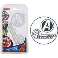Character World Marvel, Avengers Die Set - Avengers Icon & Sentiment