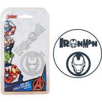 Character World Marvel, Avengers Die Set - Iron Man Icon & Sentiment