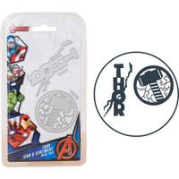 Character World Marvel, Avengers Die Set - Thor Icon & Sentiment