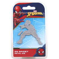 Character World Marvel, Spider Man Die Set - Go Spidey