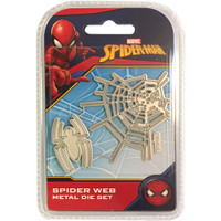 Character World Marvel, Spider Man Die Set - Spider Web