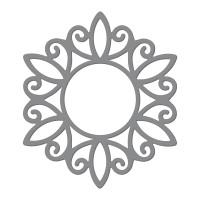 Ultimate Crafts Die - Decorative Emblem