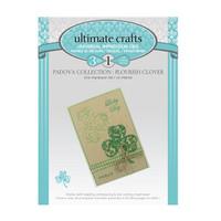 Ultimate Crafts Die - Flourish Clover