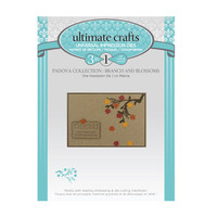 Ultimate Crafts Die - Branch & Blossoms