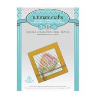 Ultimate Crafts Die - Bold Leaves