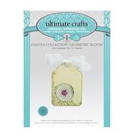 Ultimate Crafts Die - Geometric Bloom