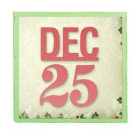 Ultimate Crafts Die - December 25