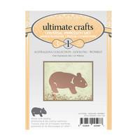 Ultimate Crafts Die - Goolung / Wombat