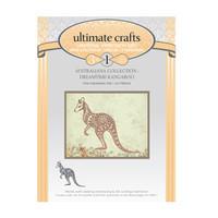 Ultimate Crafts Die - Dreamtime Kangaroo
