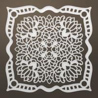 Ultimate Crafts Die - Framed Floral Set