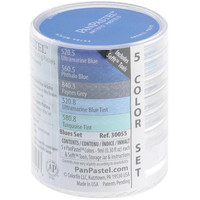 PanPastel Ultra Soft Artist Pastels -   Blues