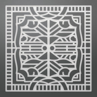 Ultimate Crafts Die - Architecture Background (1pc)
