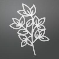 Ultimate Crafts Die - Classic Branch Decorative (1pc)