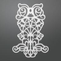Ultimate Crafts Die - Bohemian Totem Decorative (1pc)