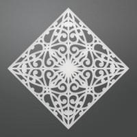 Ultimate Crafts Die - Flourished Frame (1pc)