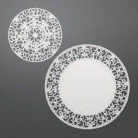 Ultimate Crafts Die - Bohemian Doily Set (2pc)