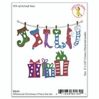 Cheery Lynn Designs Die - Whimsical Christmas