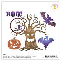 Cheery Lynn Designs Die - Ultimate Halloween Set