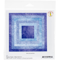 Cheery Lynn Designs Silver Stackers Die - Square Classic