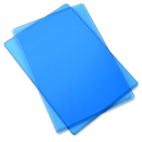 Sizzix Accessory, Standard  Cutting Pads, 2/Pack - Blueberry