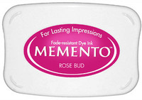 Memento Full Size Ink Pad - Rose Bud