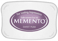 Memento Full Size Ink Pad - Sweet Plum