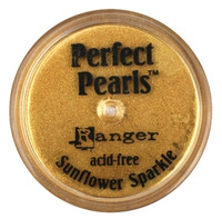 Perfect Pearls Powders by Ranger Ink - Sunflower Sparkle