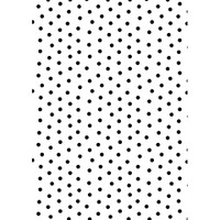 Darice 5 x 7 Embossing Folder - Dot
