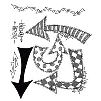 Dyan Reaveley's Dylusions Cling Stamp Collections - Graphic Backgrounds
