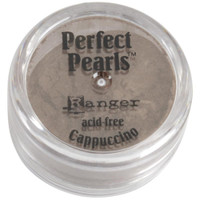Perfect Pearls Powders by Ranger Ink - Cappuccino