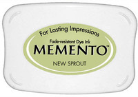 Memento Full Size Ink Pad - New Sprout