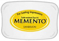 Memento Full Size Ink Pad - Dandelion