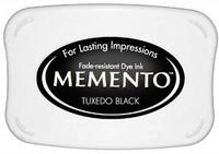 Memento Full Size Ink Pad - Tuxedo Black