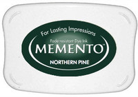 Memento Full Size Ink Pad - Northern Pine