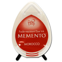 Memento Dew Drop Ink Pad - Morocco
