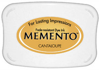 Memento Full Size Ink Pad - Cantaloupe
