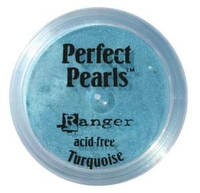 Perfect Pearls Powders by Ranger Ink - Turquoise