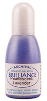 Brilliance Re-Inker - Pearlescent Lavender