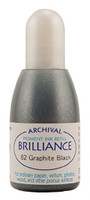 Brilliance Re-Inker - Graphite Black