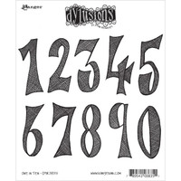 Dyan Reaveley's Dylusions Cling Stamp Collections - One In Ten