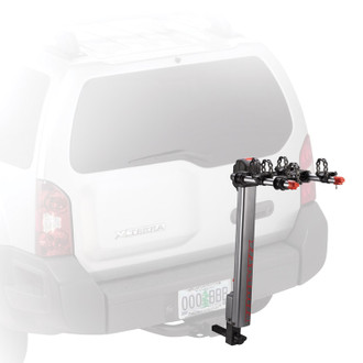 Yakima Highlite 3 Bike Hitch Rack Silver